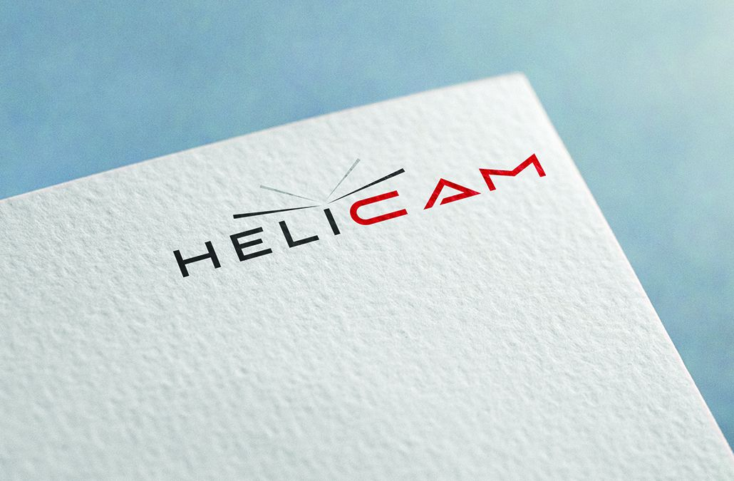 Helicam Logo Tasarımı