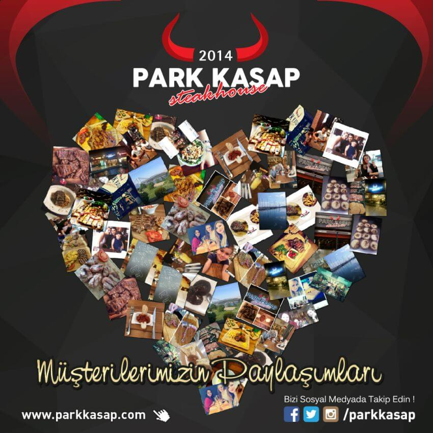 Park Kasap Sosyal Medya