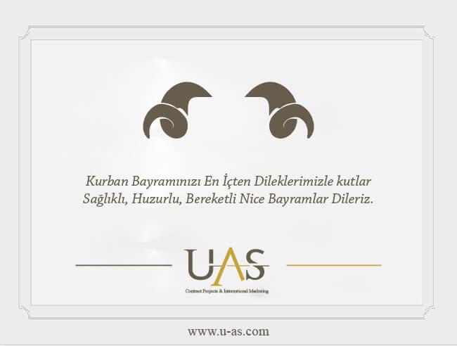 UAS Tekstil Sosyal Medya - Kurban Bayramı Tebriği