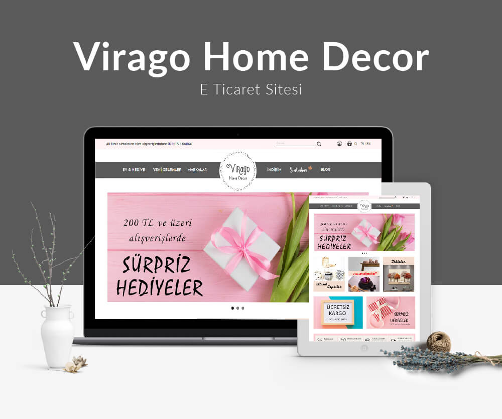 Virago Home E Ticaret