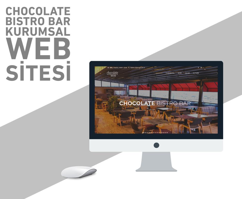 Chocolate Bistro Bar Kurumsal Web Sitesi