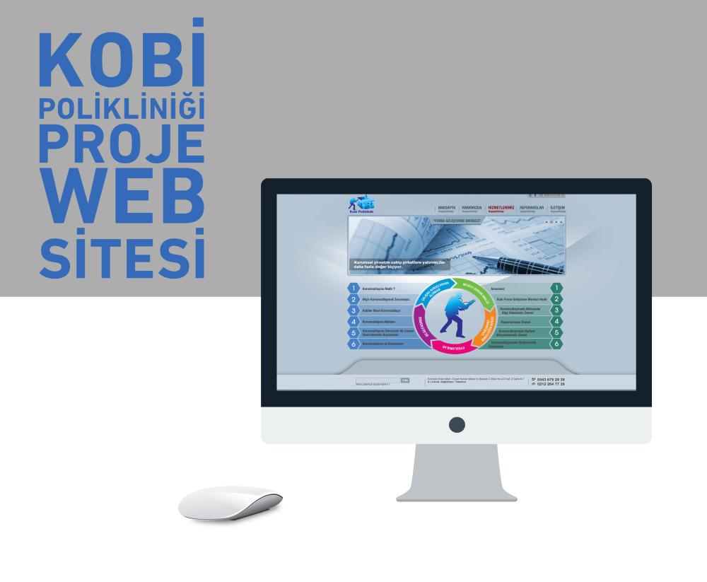 Kobi Polikliniği Web Tasarım