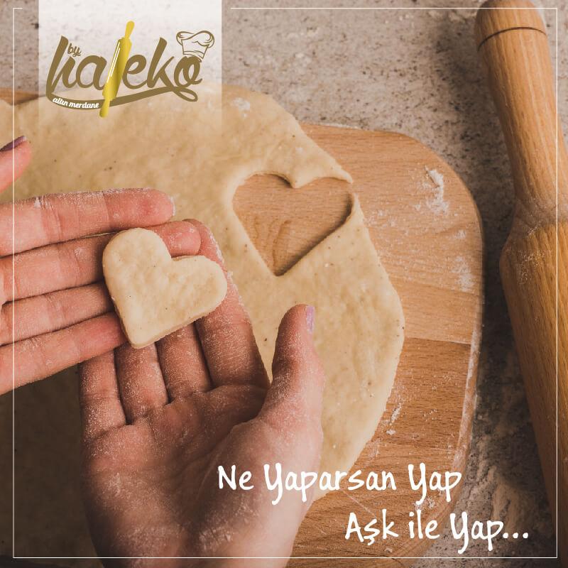By Haleko Altın Merdane Sevgililer Günü Sosyal Medya Paylaşımı