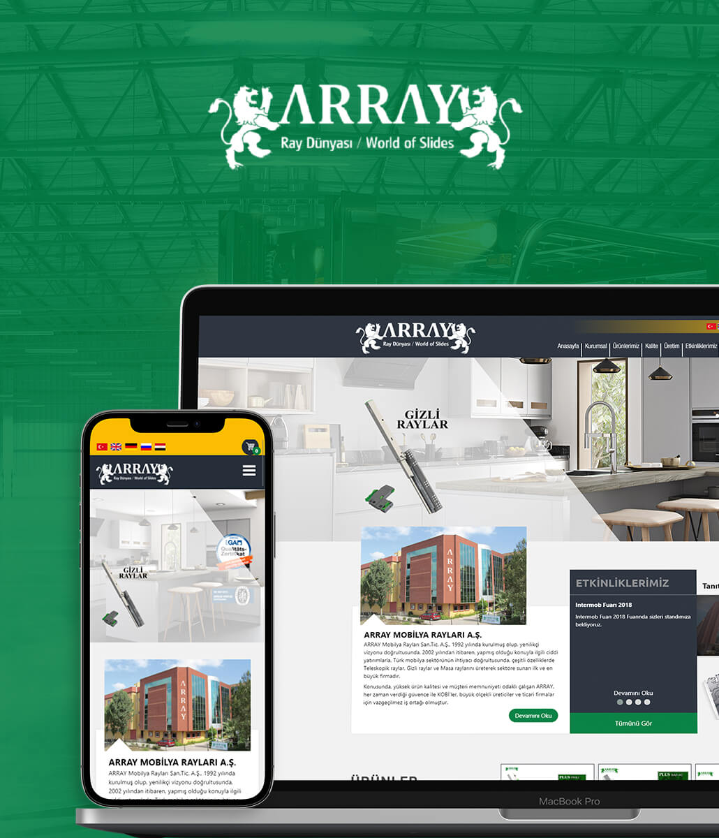 Array Mobilya