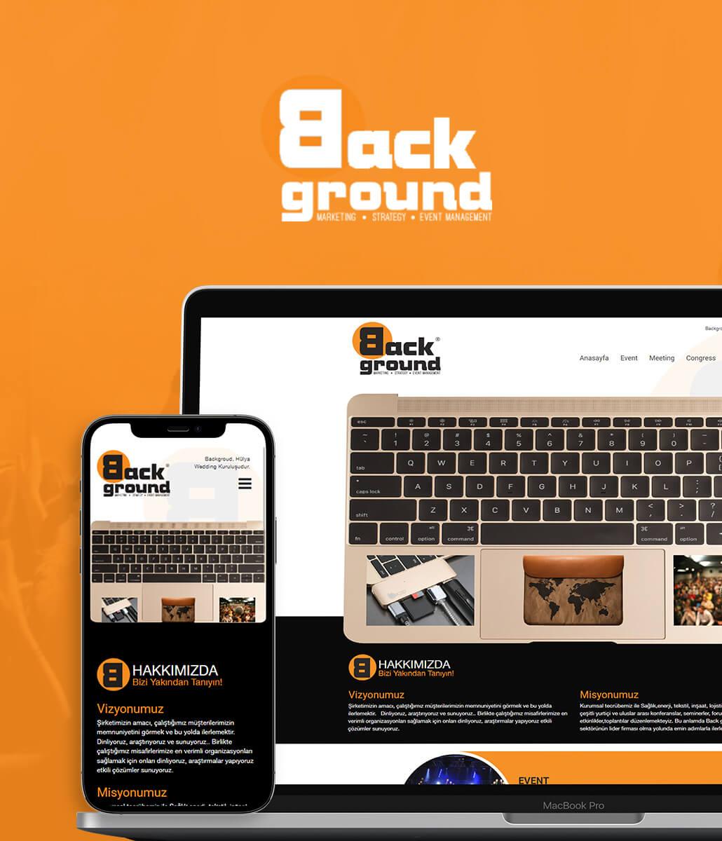 Background Web Tasarım