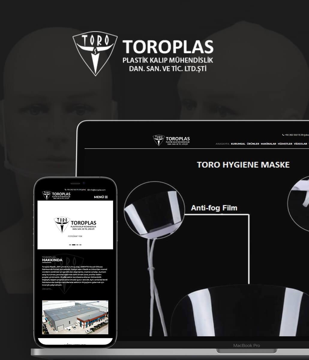 Toroplast Web Tasarım