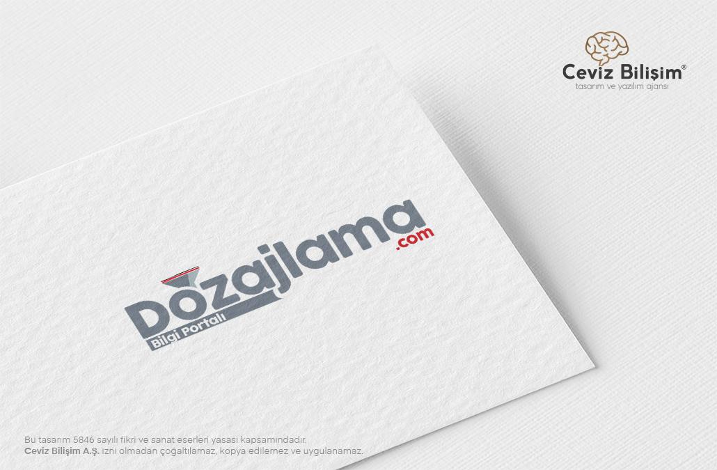 Dozajlama Logo Tasarımı