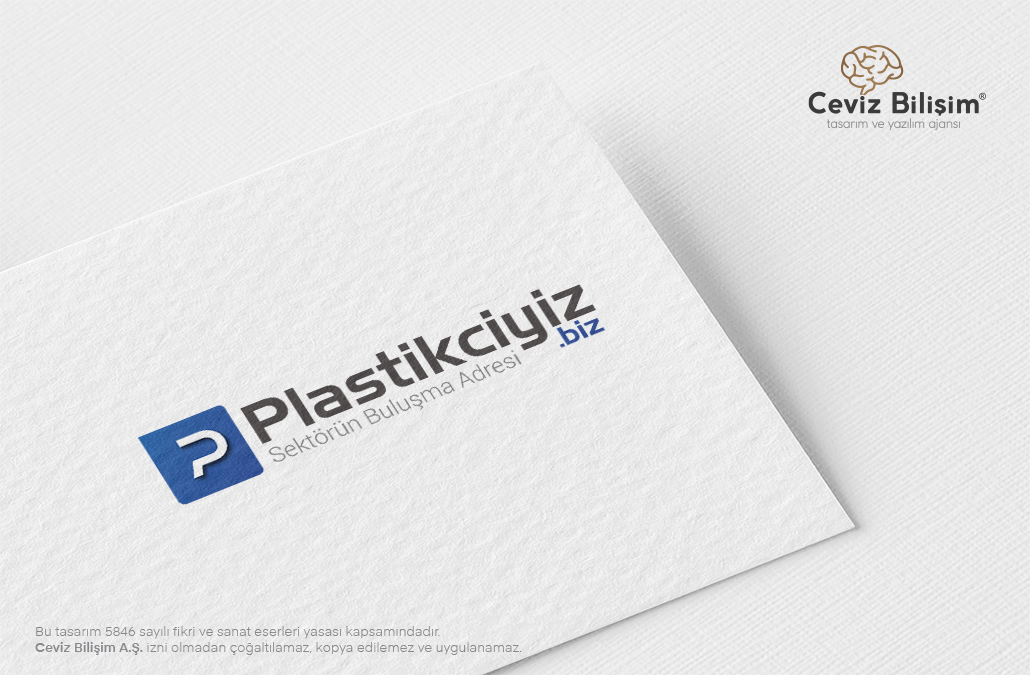 plastikciyizbiz Logo Tasarımı