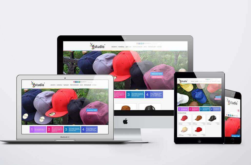 G Studio Kurumsal Web Tasarımı