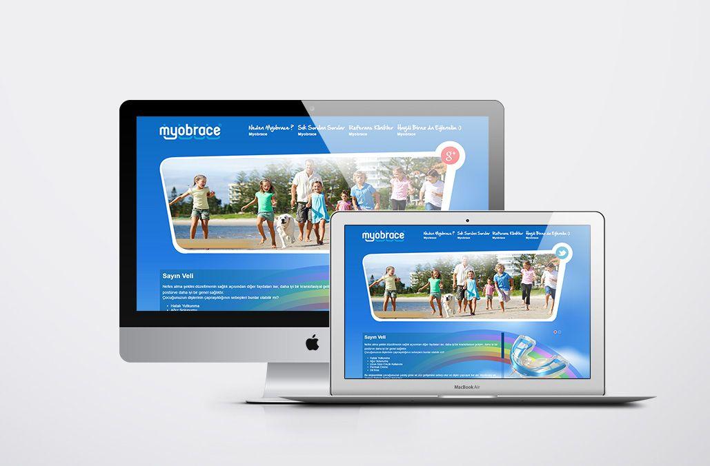 UMG Tranier web tasarımı