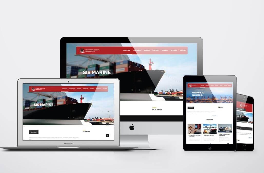 Sis Marine Web Yazılımı