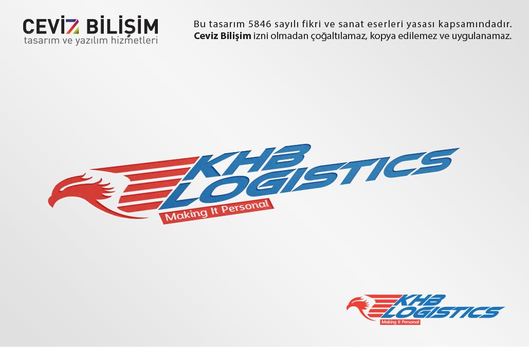 KHB Logistics Logo Tasarımı