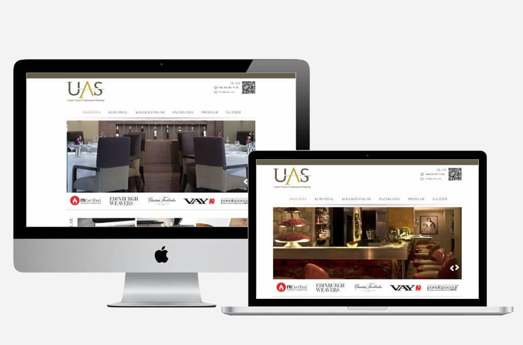 UAS Tekstil Web Tasarım