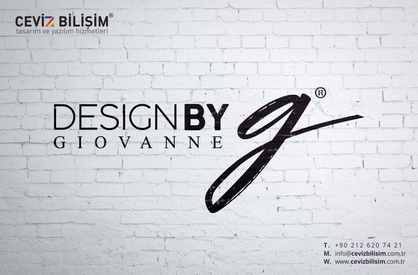 Design By G Logo Tasarımı
