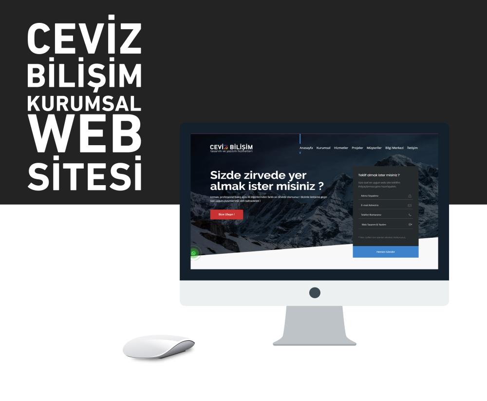 Ceviz Bilişim Web Tasarım