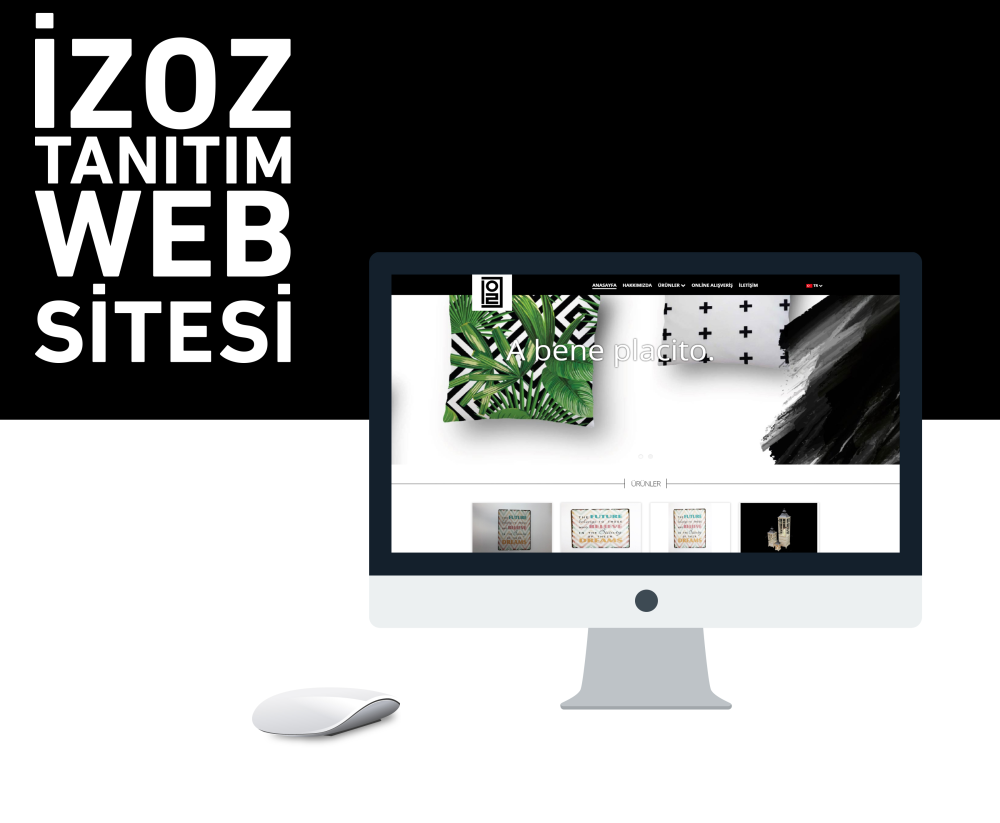 İzoz Web Tasarım
