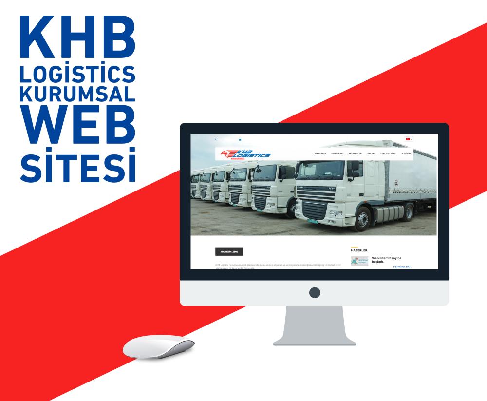 KHB Logistics Web Yazılımı