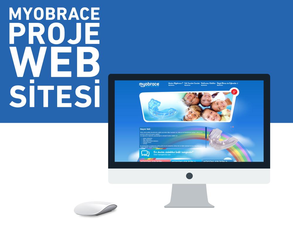 Myobrace Web Tasarım
