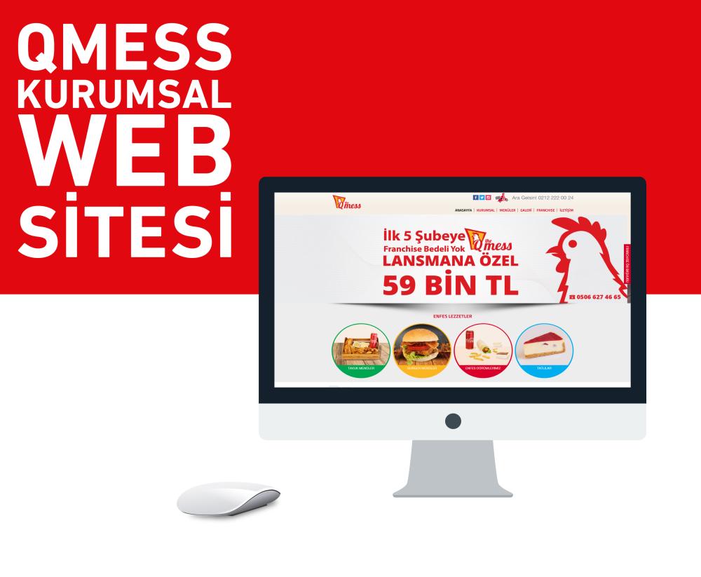 Qmess Web Tasarım ve Yazılımı