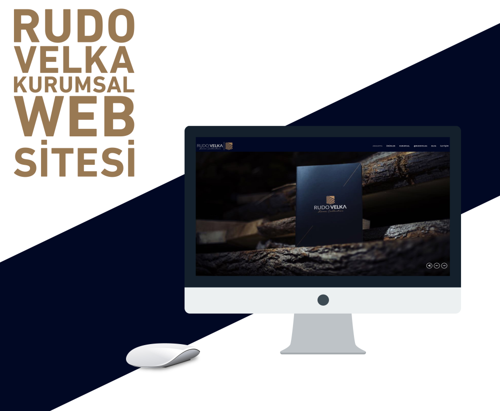 Rudo Velka Web Tasarımı