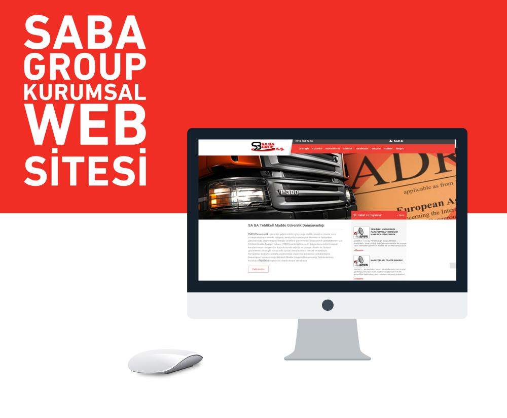 Sa Ba Grup Web Tasarım
