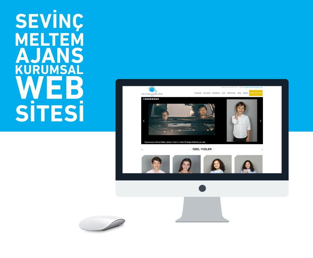 Sevinç & Meltem Ajans Web Tasarım