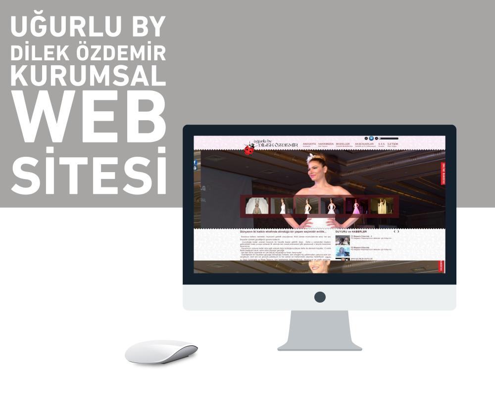 Uğurlu By Dilek Özdemir Web Sitesi