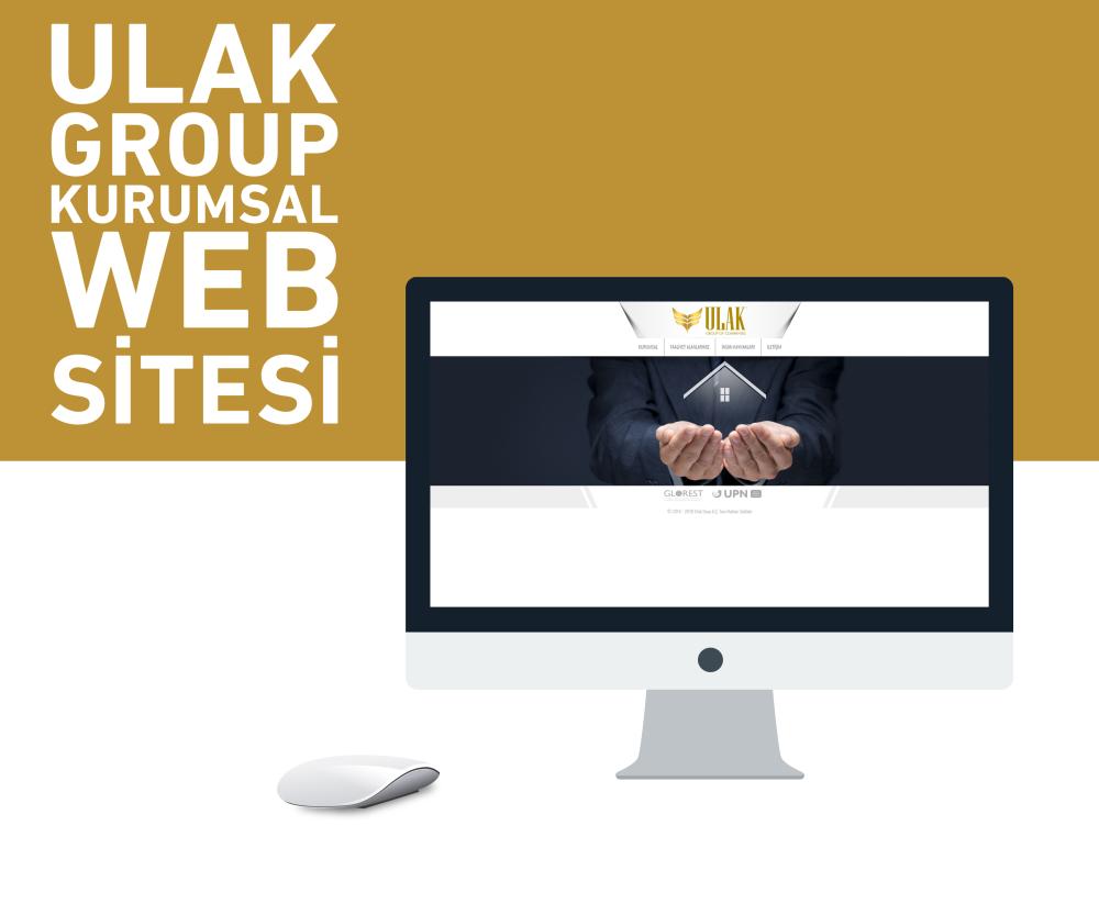 Ulak Group Web Tasarım