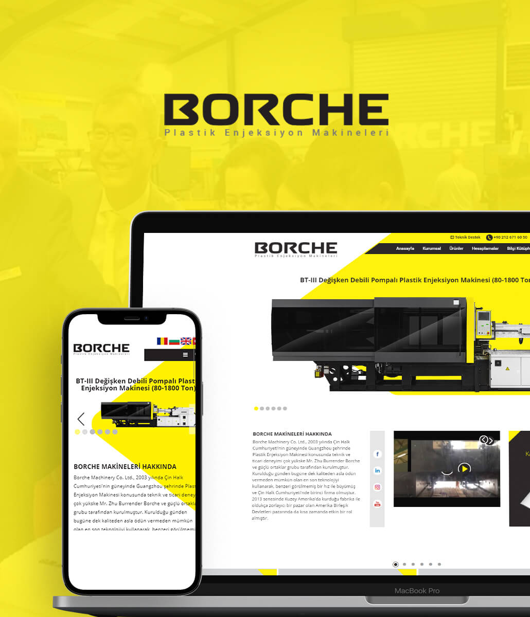 Borche Web Tasarım
