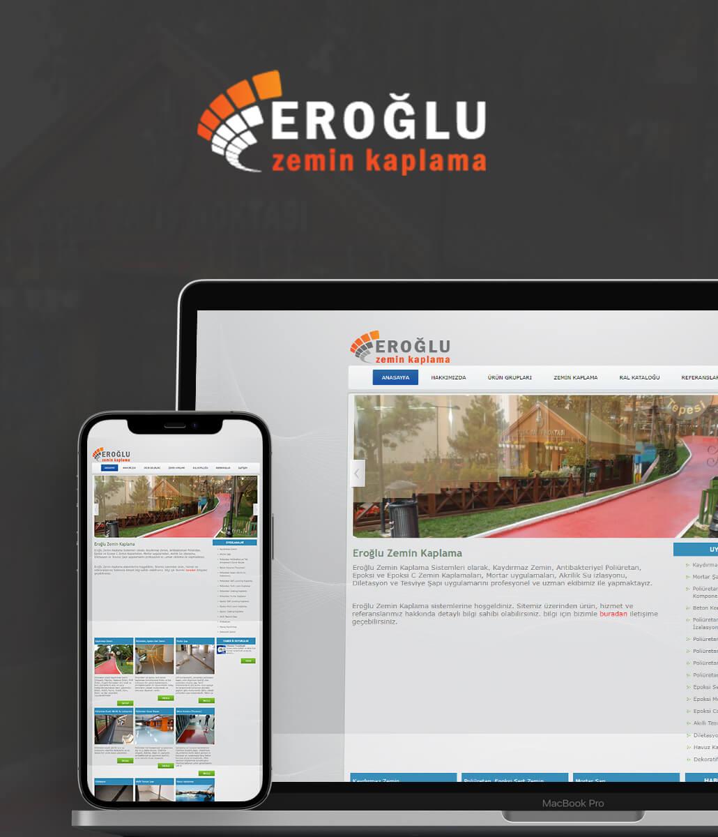 Eroğlu Zemin Web Tasarım